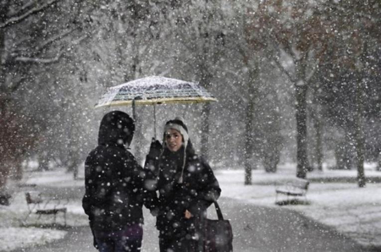 Photo of Tormenta impactará estados de Nueva York y Nueva Jersey con lluvia y nieve