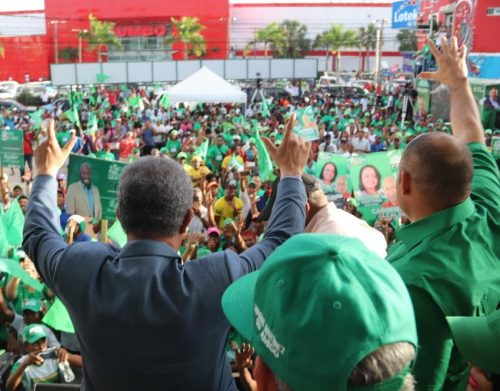 Photo of Leonel asegura Fuerza del Pueblo noqueará adversarios en comicios