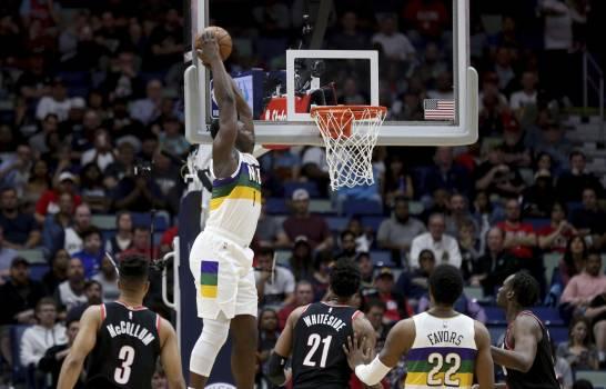 Photo of Zion Williamson luce con 31 puntos; Pelicans arrollan a Blazers