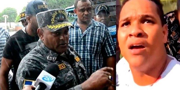 Photo of Acusado muerte ejecutiva bancaria fue apresado en Villa Riva por robo; esperan no sea liberado nuevamente