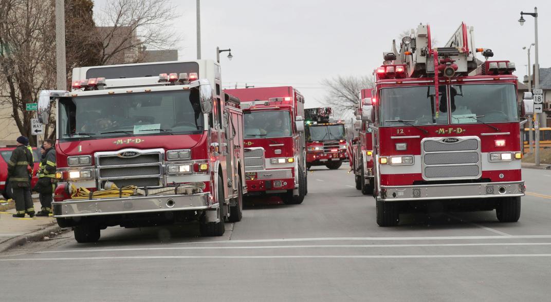 Photo of EEUU: Al menos ocho muertos por tiroteo en cervecería de Milwaukee