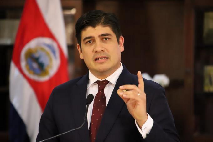 Photo of Fiscalía anuncia investigación a presidente de Costa Rica