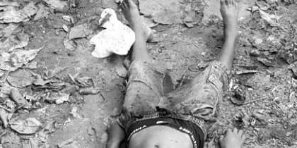 Photo of Encuentra muerto joven en proximidades río Jaya de SFM