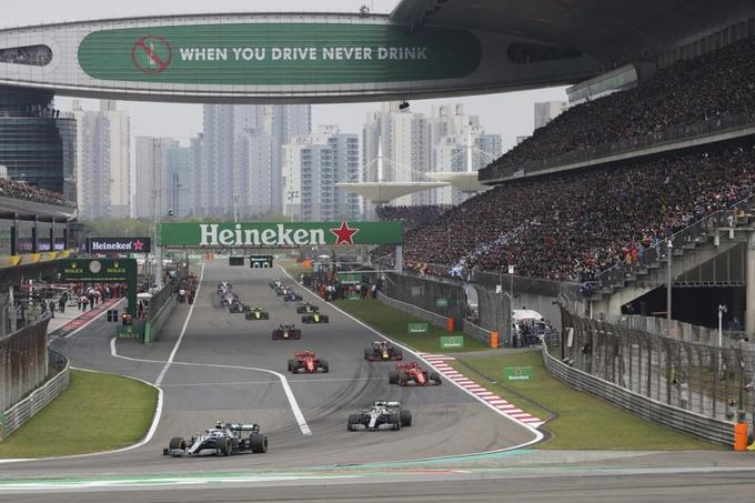 Photo of La F1 aplaza el GP de China por crisis del virus