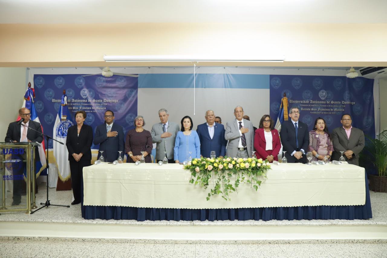 Photo of UASD Recinto SFM realiza 1er Congreso Académico de Ciencias de la Salud