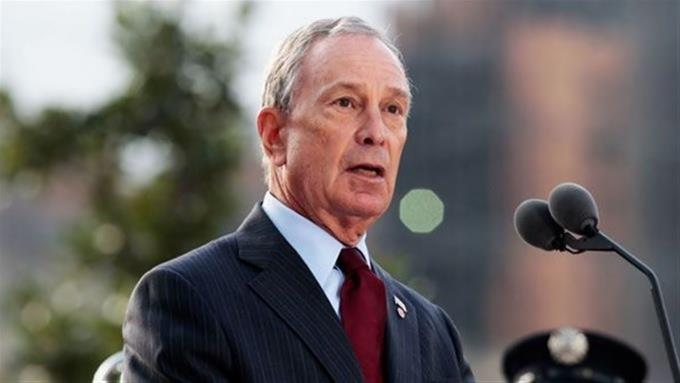 Photo of Bloomberg llevaría a Hillary Clinton como su candidata a la vicepresidenta