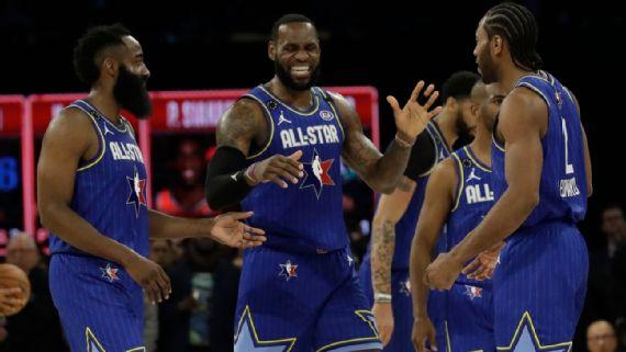 Photo of Equipo LeBron supera a Equipo Giannis en Juego de Estrellas de NBA