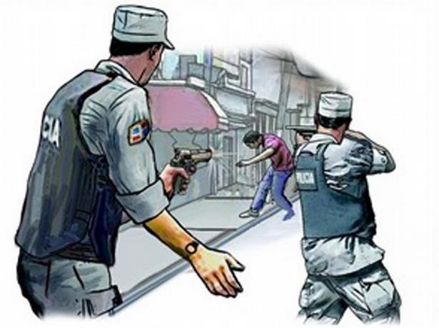 Photo of La Policía hiere de bala hombre acusado de violar a dos hijastras