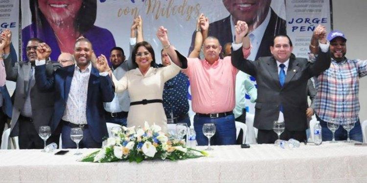 Photo of Realizan masivo encuentro Amigos de Jorge con Miledys