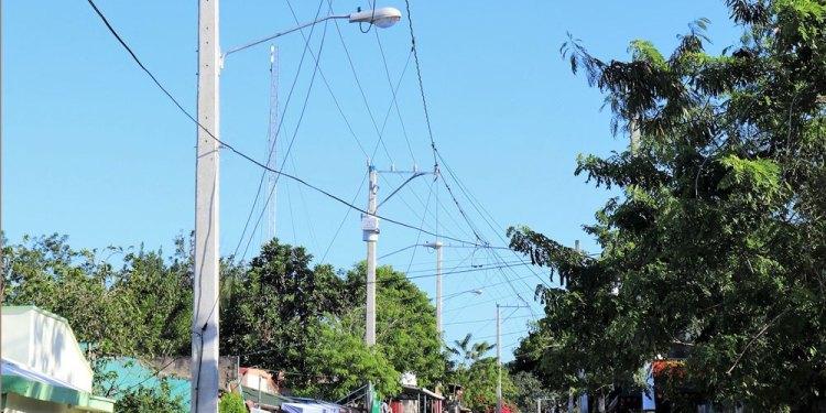 Photo of Edenorte rehabilita las redes en San Francisco de Macorís