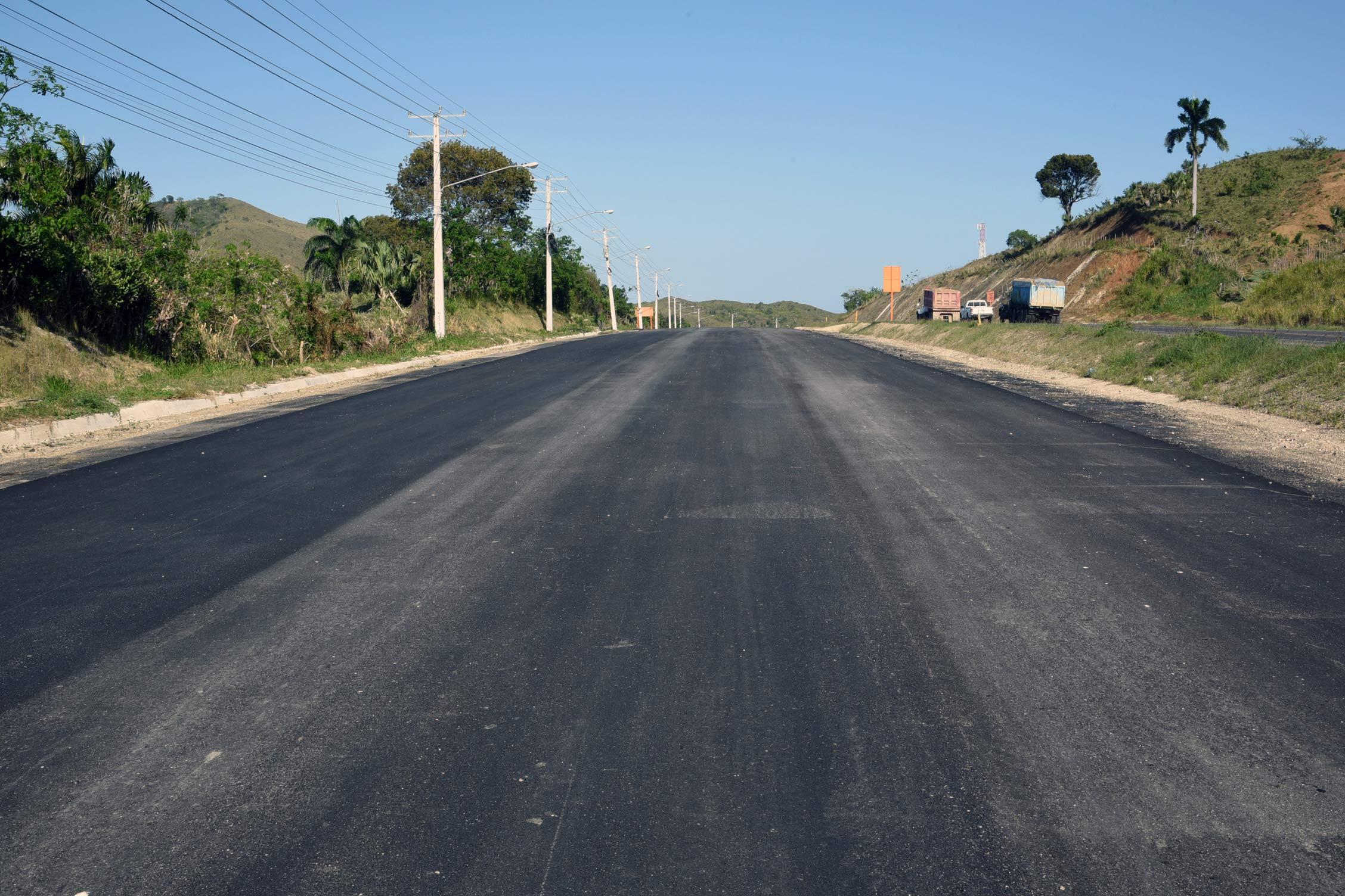 Photo of Falla geológica dificulta terminar carretera