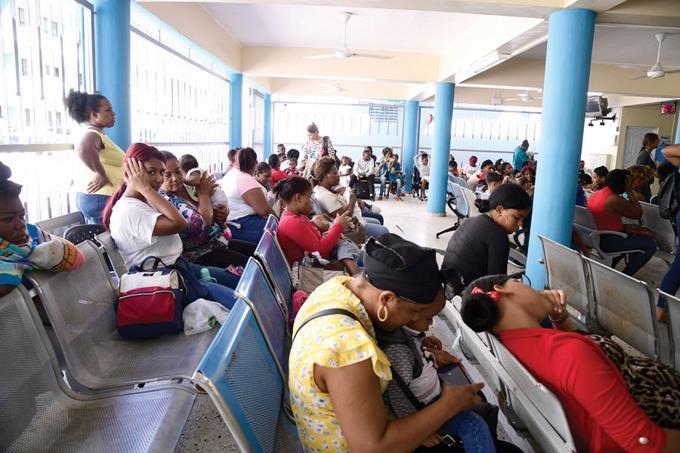 Photo of Cinco provincias y DN tienen más cantidad de casos febriles