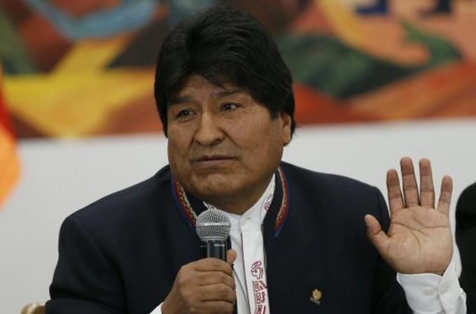 Photo of Corte electoral inhabilita candidatura de Morales al Senado de Bolivia