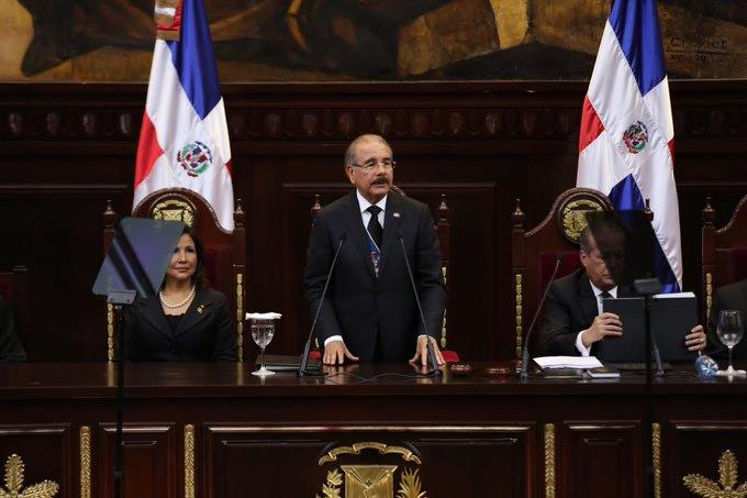 """Photo of Danilo Medina: """"Estamos a punto de decir adiós a los apagones"""""""