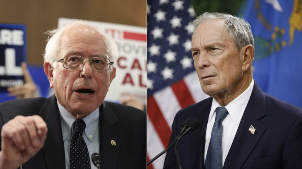 Photo of Sanders y Bloomberg encabezan las encuestas para las primarias en NY