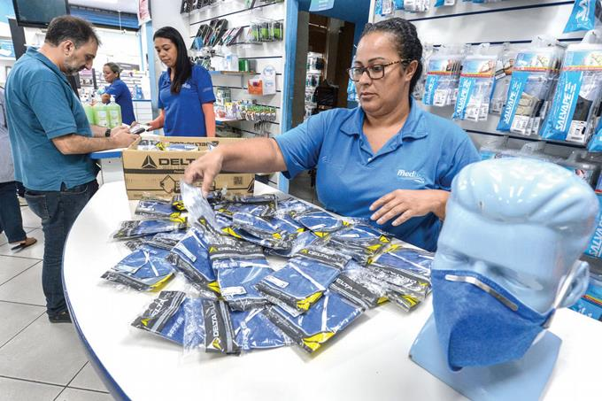 Photo of El país comprará equipos para manejar coronavirus