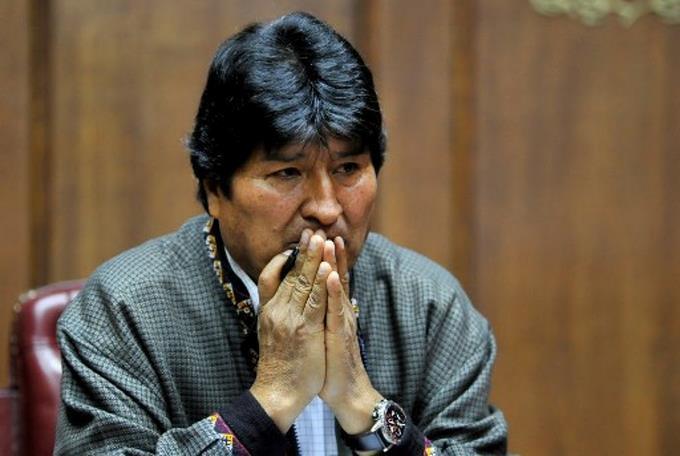 Photo of Evo Morales llega a Cuba por cuestiones de salud