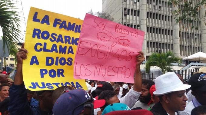 Photo of Integrantes de la familia Rosario siguen en pie de lucha por sus 13 trillones de euros