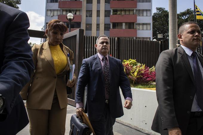 Photo of Fiscalía de Venezuela acusa a Guaidó de ejercer «políticas de exterminio»