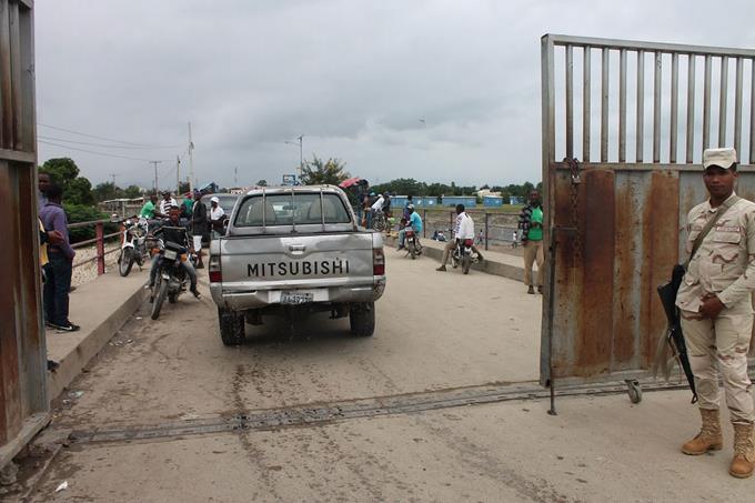 Photo of Activan protocolo en Dajabón por la llegada de siete chinos desde Haití