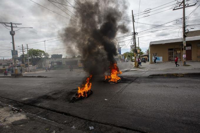 "Photo of Gobierno haitiano califica tiroteo como ""intento de golpe de Estado"""