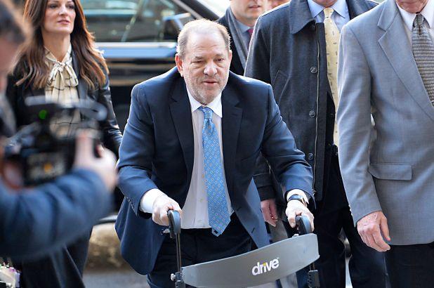 Photo of Autoridades extreman medidas sobre Weinstein para evitar que se autolesione