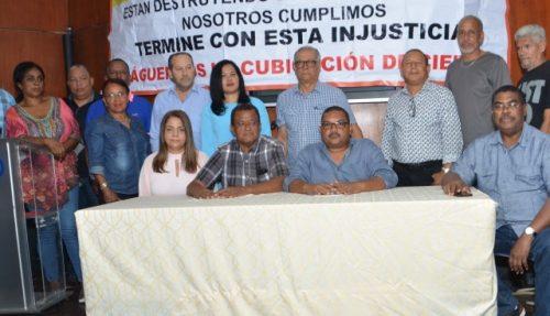 Photo of Contratistas edificaciones escuelas demandan el pago de 500 millones