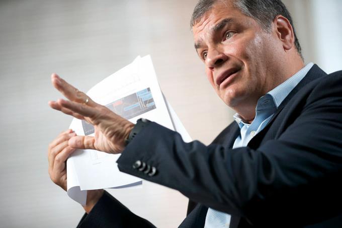 Photo of Inician juicio contra expresidente Correa
