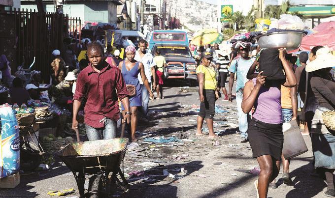 Photo of La seguridad alimentaria se hunde de manera acelerada en Haití