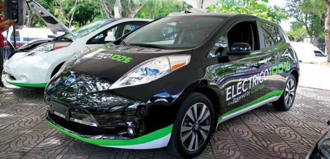 Photo of Los carros eléctricos son un atractivo en el mercado dominicano
