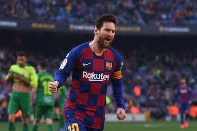 Photo of Messi deslumbra ante el Eibar a una semana del Clásico