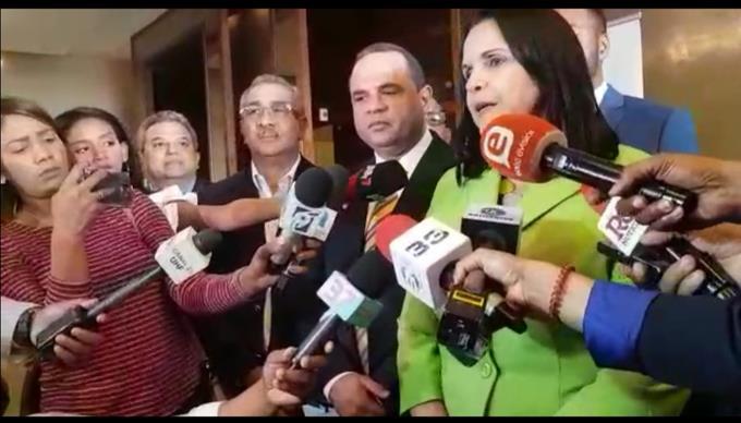 Photo of Oposición denuncia irregularidades ante misión de OEA