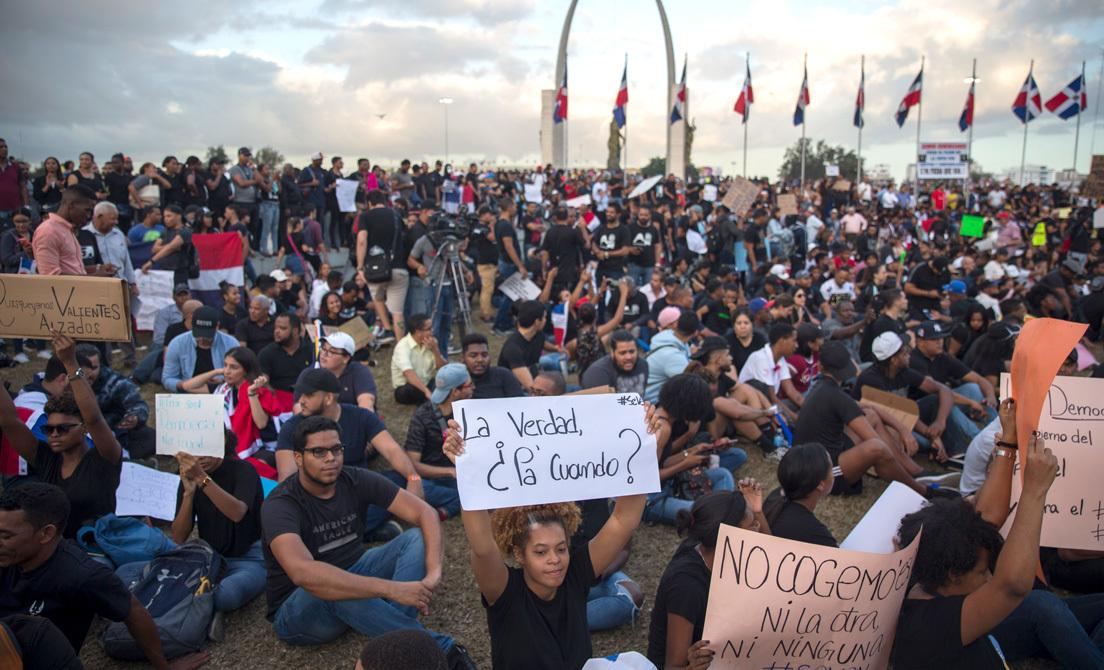 Photo of Las protestas
