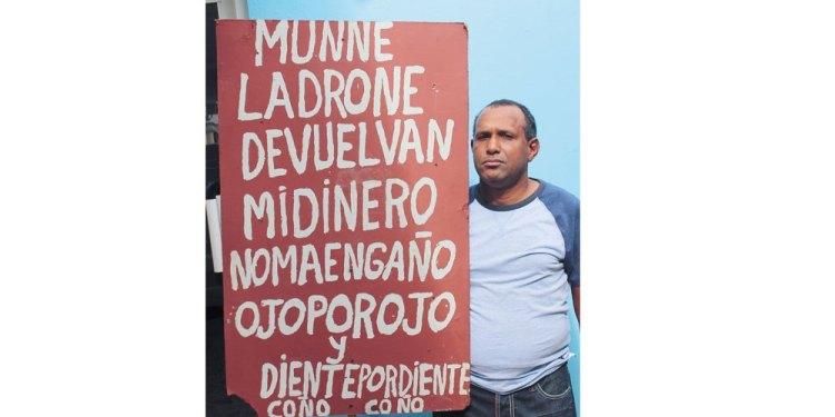 Photo of Afectado de Munné SRL dispuesto a recibir sus 300 mil pesos a plazo