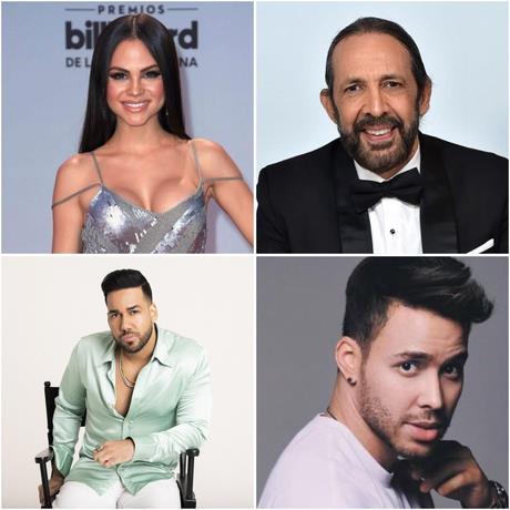 Photo of Siete dominicanos en la lista de nominados de los Latin Billboards 2020