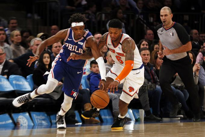 Photo of Sin Embiid ni Simmons, 76ers vencen a Nicks