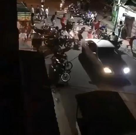 Photo of Más de dos mil apresados en segunda jornada del toque de queda
