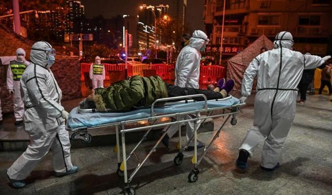 Photo of Más de 38.000 muertos por COVID-19 en el mundo