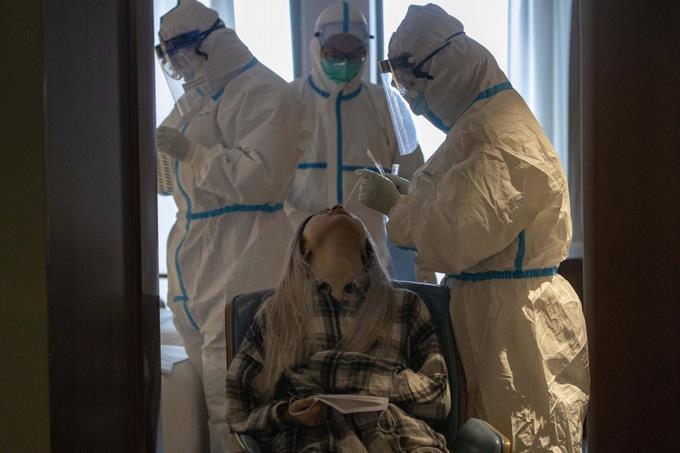 Photo of La cifra de muertos en Estados Unidos por el virus eclipsa el recuento oficial de China