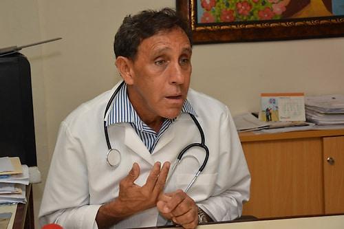 Photo of El doctor Cruz Jiminián sigue estable dentro de su gravedad por COVID-19