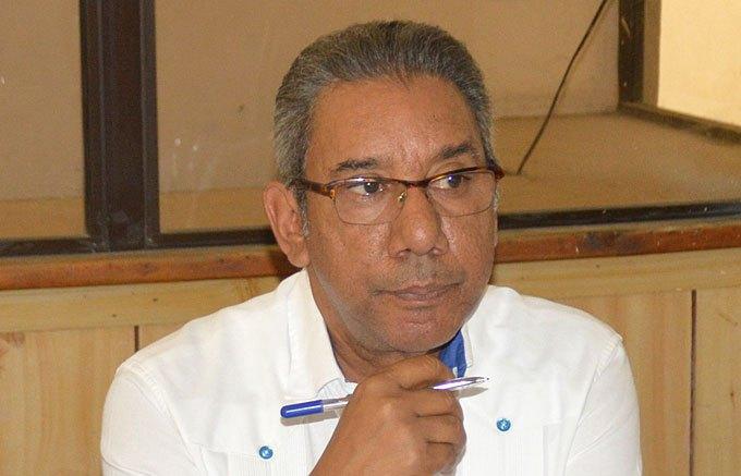 Photo of Doctor Garabot da positivo al Coronavirus