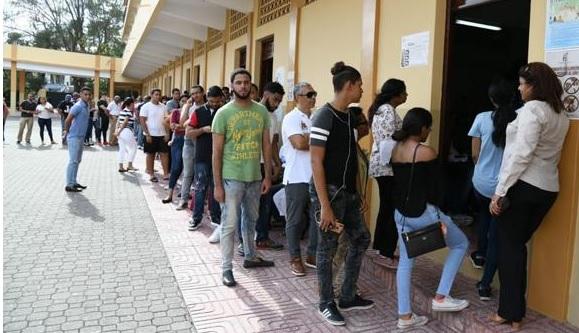 Photo of 7 millones 487 mil 40 dominicanos están llamados a votar de nuevo hoy