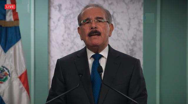 Photo of Presidente Medina anuncia una serie de medidas para mitigar impacto de crisis