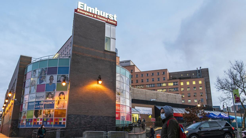 Photo of En un solo día se registran 13 muertes por coronavirus en hospital de Queens