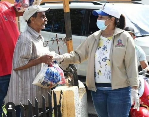 Photo of Plan Social y Gobernación van en auxilio cientos familias ante covid-19