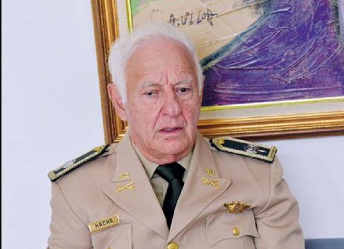 Photo of Muere el coronel Kalil Haché por coronavirus en el Ramón de Lara
