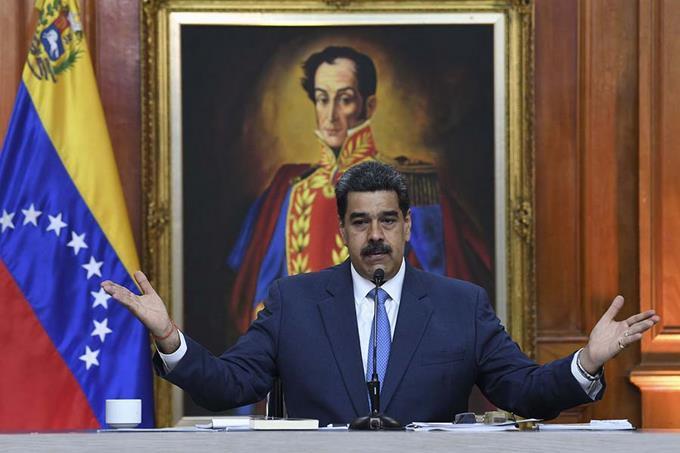 Photo of Twitter bloquea la cuenta oficial de la Presidencia de Venezuela