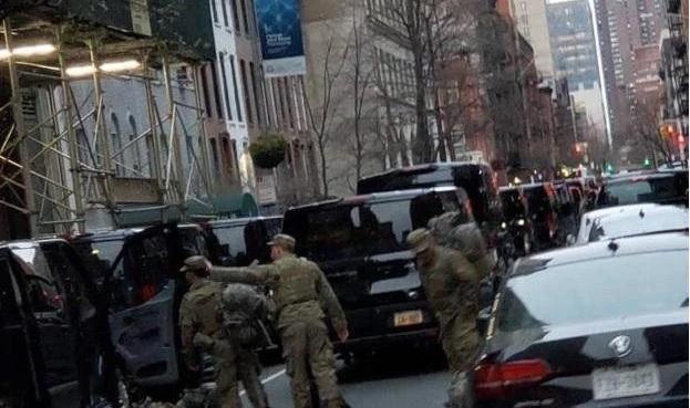 Photo of Ejército de EU entra en Nueva York para convertir hoteles en hospitales