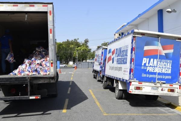Photo of Gobierno entregará desde este lunes 220 mil raciones alimenticias diarias