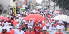Photo of Realizan tradicional caminata del corazón en SFM